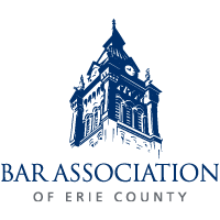 Bar Association of Erie County logo