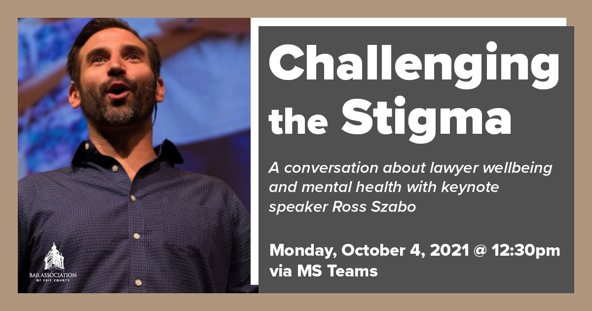 Challenging the Stigma